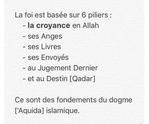 allah, coran, and french image