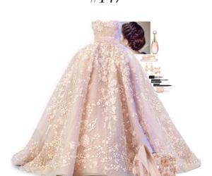 elegant, fashion, and floral image