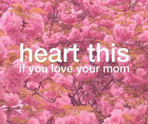 heart, mama, and mom image