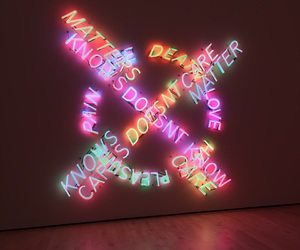 led, lights, and neon image
