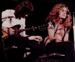 1970s, 1971, and john paul jones image