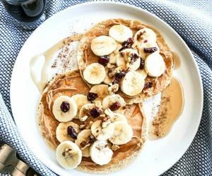 food, grunge, and pancakes image