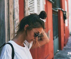 girl, tumblr, and style image