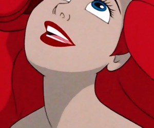 the little mermaid, disney, and ariel image