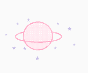 overlay, header, and planet image