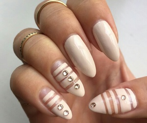 girl, nails, and colors image