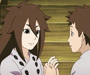 naruto, ashura, and indra image
