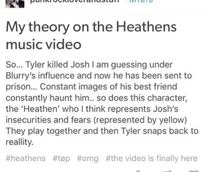 theory, top, and twenty one pilots image