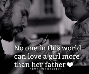 daughter, father, and girl image