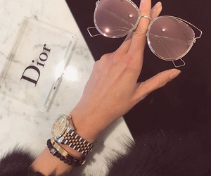 dior, lunettes, and sideral 2 image