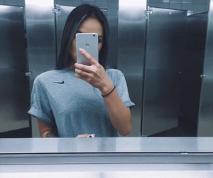 nike, iphone, and style image