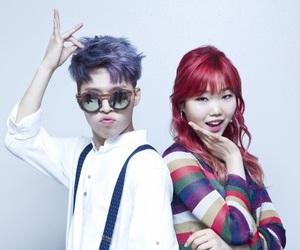 kpop, suhyun, and chanhyuk image