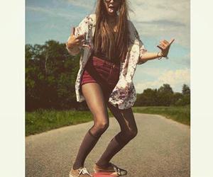 skate, skateboard, and summer image