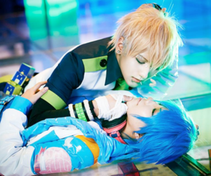 yaoi cosplay, aoba, and dramatical murder image