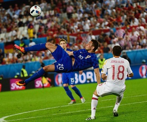 football, Croatia, and marko pjaca image