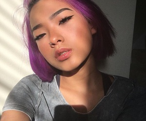 asian, chinese, and girl image