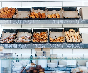 food, bakery, and yummy image