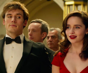 me before you, movie, and emilia clarke image