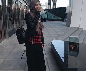 hijab, alexandra golovkova, and fashion image