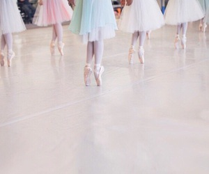 ballerinas, beauty, and ballet image
