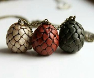 clay, dragon, and eggs image
