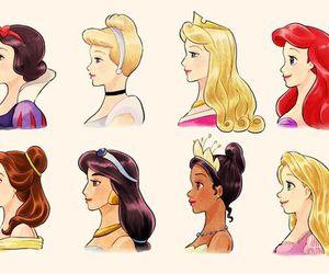disney, disney princess, and princess image