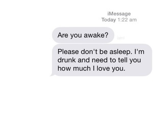 drunk, header, and texting image