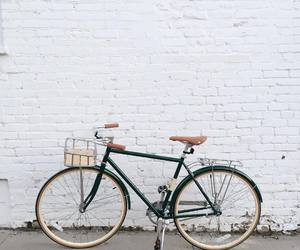 antique, bicycle, and pretty image