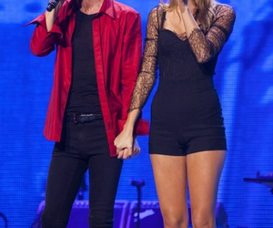 mick jagger, Taylor Swift, and music image