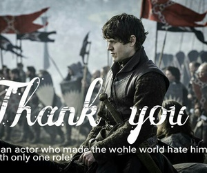 actor, thank you, and game of thrones image