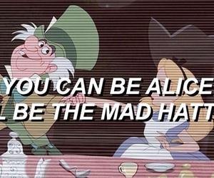 mad hatter, melanie martinez, and alice image