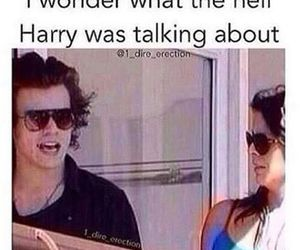 Harry Styles, funny, and 1d image