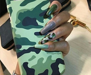 girl, goals, and nails image