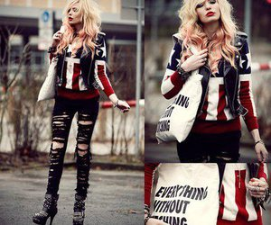 fashion, style, and cool image