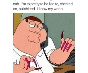 funny, family guy, and nails image