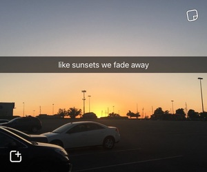 quote and snapchat image