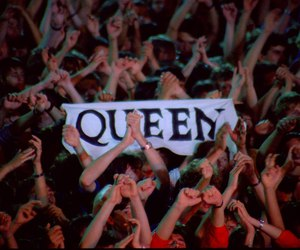 Queen, concert, and music image