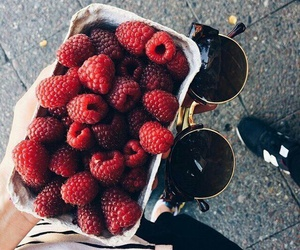 delicious, fruit, and glasses image