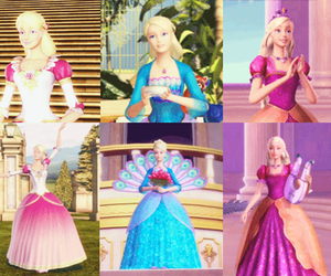 barbie and barbie movie image