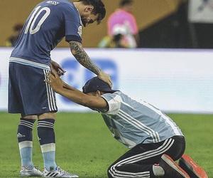 argentina, leo messi, and futebol image