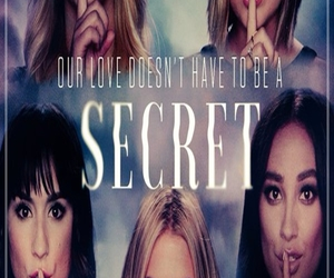 lock, wallpaper, and pretty little liars image