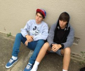 luke brooks, jai brooks, and janoskians image