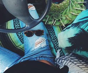 summer, fashion, and car image