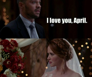 beautiful, april kepner, and greys anatomy image