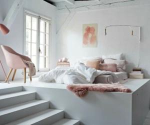 beautiful, tumblr, and bedroom image