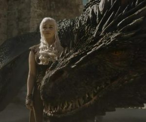 dragon, Queen, and got image