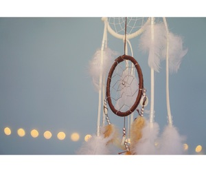 aesthetic, colorful, and dream catcher image