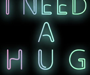hug, quotes, and need image