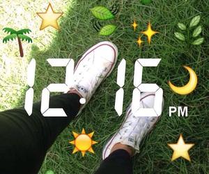 summer and snapchat image