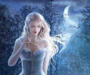 diosa luna image
